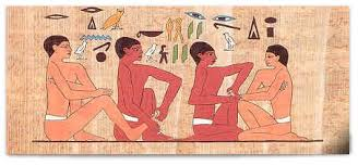 egyptiens massages